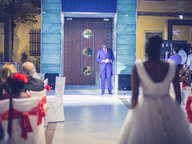 La boda de Saturno y Clemen en Madrid, Madrid 64