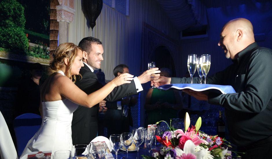 La boda de Fran y Cristina en Málaga, Málaga