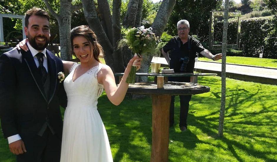 La boda de Javier y Leticia en Chantada, Orense