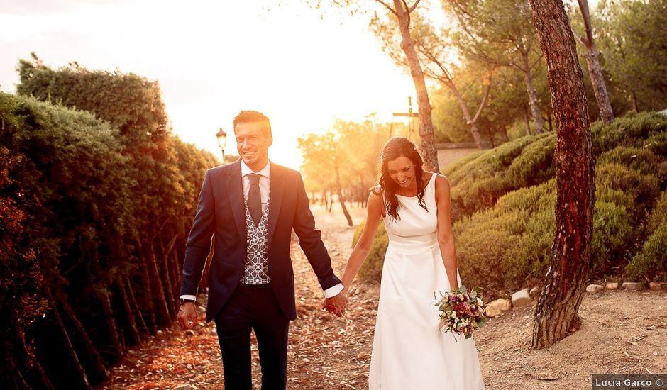 La boda de Carlos y Amanay en Valdetorres De Jarama, Madrid