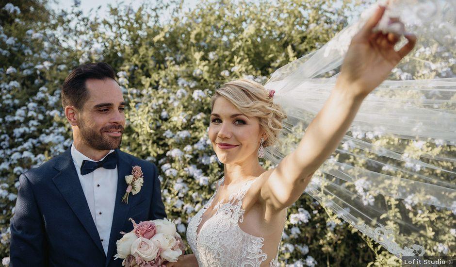 La boda de Josué y Kathy en Dos Hermanas, Málaga