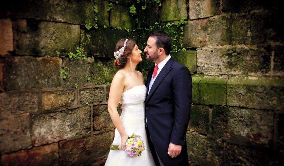 La boda de Luigi y Camila en Salamanca, Salamanca