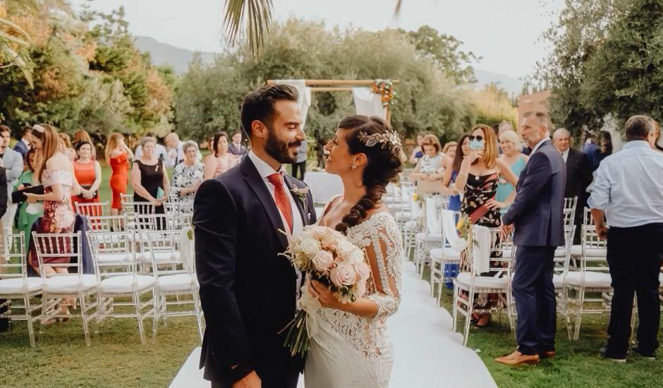 La boda de Yoni  y Paula en Málaga, Málaga