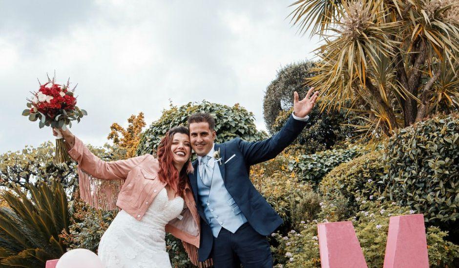 La boda de Marc y Montse en Cabrils, Barcelona