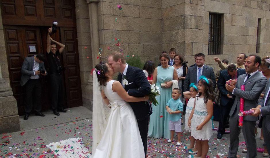 La boda de Luis y Emma en A Coruña, A Coruña