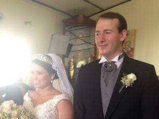La boda de María Verónica y Luis Roberto