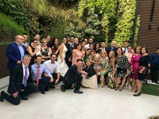 La boda de Lidia y Abel 2