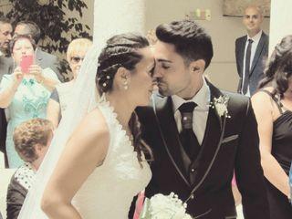 La boda de Lidia y Abel