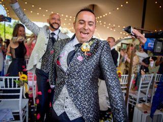 La boda de Fran y Mikel