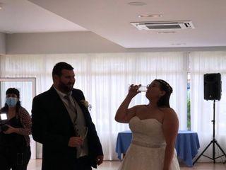 La boda de Laura y Jonatan