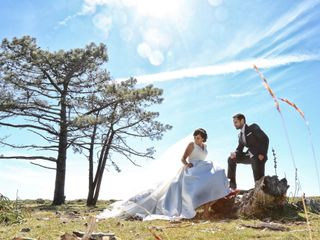 La boda de Tere y Abraham