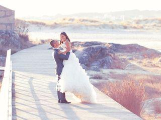 La boda de Jessy y Chus