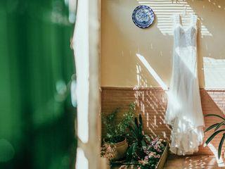La boda de Emily y Dani 1