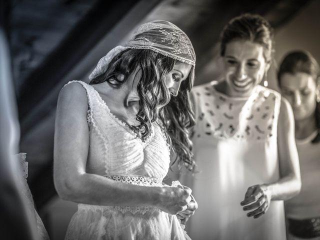 La boda de Nacho y Olga en Campillo De Ranas, Guadalajara 7
