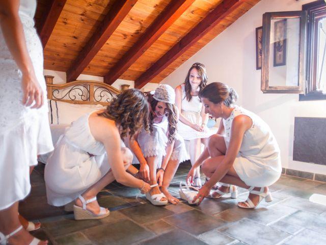 La boda de Nacho y Olga en Campillo De Ranas, Guadalajara 9