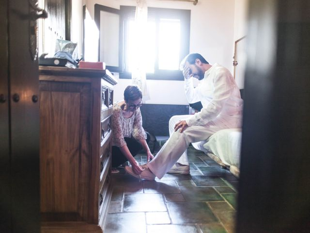 La boda de Nacho y Olga en Campillo De Ranas, Guadalajara 12