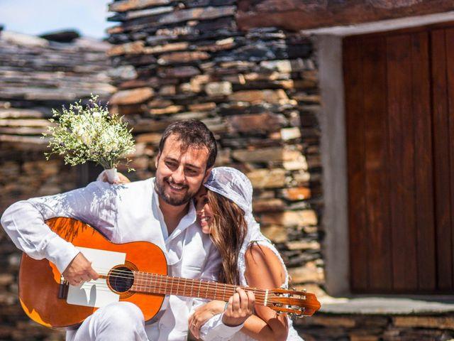La boda de Nacho y Olga en Campillo De Ranas, Guadalajara 17