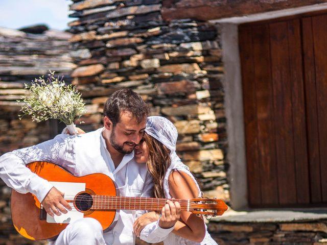 La boda de Nacho y Olga en Campillo De Ranas, Guadalajara 18