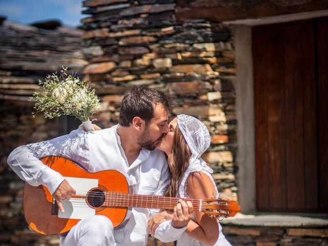 La boda de Nacho y Olga en Campillo De Ranas, Guadalajara 19