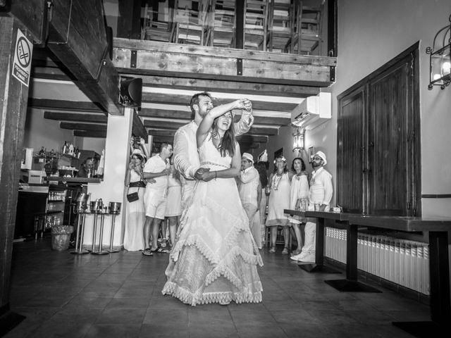 La boda de Nacho y Olga en Campillo De Ranas, Guadalajara 26