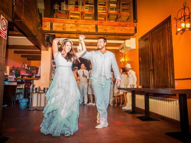 La boda de Nacho y Olga en Campillo De Ranas, Guadalajara 27