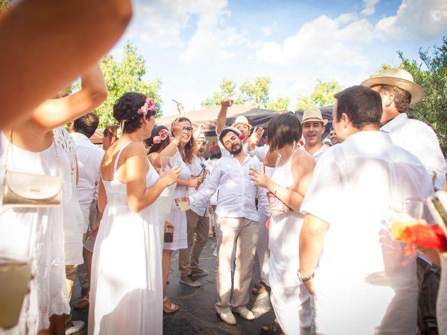 La boda de Nacho y Olga en Campillo De Ranas, Guadalajara 33