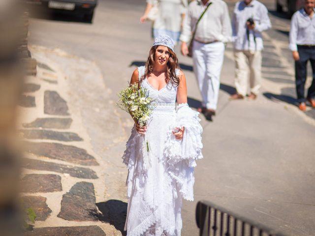 La boda de Nacho y Olga en Campillo De Ranas, Guadalajara 35