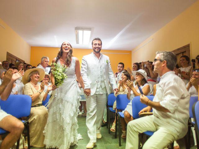 La boda de Nacho y Olga en Campillo De Ranas, Guadalajara 37