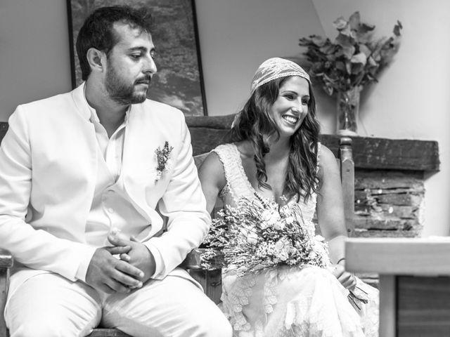 La boda de Nacho y Olga en Campillo De Ranas, Guadalajara 38