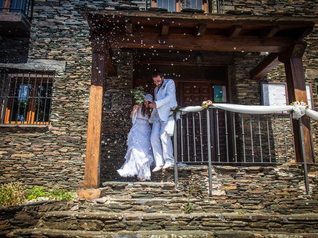 La boda de Nacho y Olga en Campillo De Ranas, Guadalajara 43