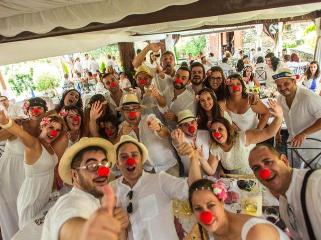 La boda de Nacho y Olga en Campillo De Ranas, Guadalajara 60