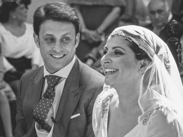La boda de Lola y Manuel