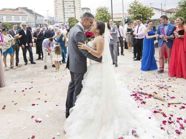 La boda de Chus y Jessy en O Burgo (Burgo), A Coruña 15