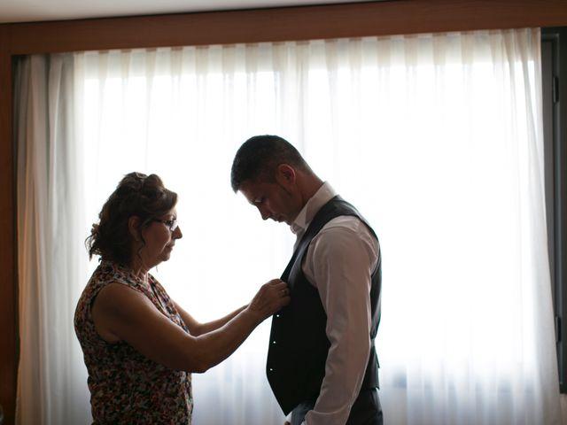 La boda de Chus y Jessy en O Burgo (Burgo), A Coruña 1