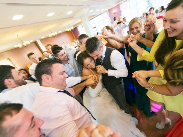 La boda de Chus y Jessy en O Burgo (Burgo), A Coruña 30