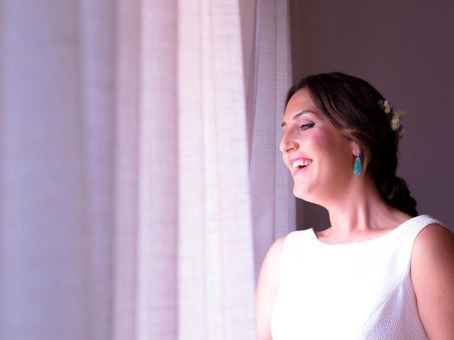 La boda de Antonio y Isabel en Ulea, Murcia 11