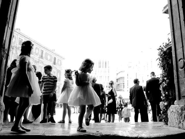 La boda de Antonio y Isabel en Ulea, Murcia 14