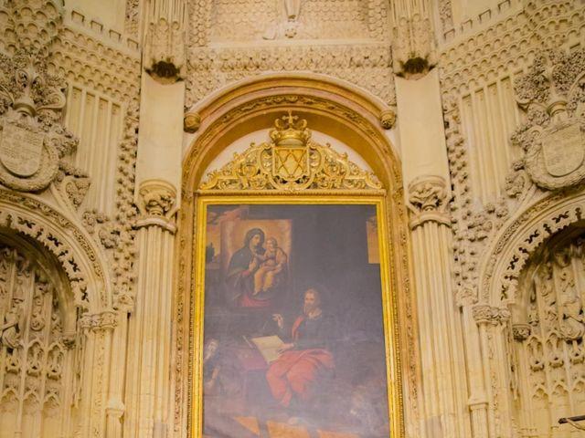 La boda de Antonio y Isabel en Ulea, Murcia 16
