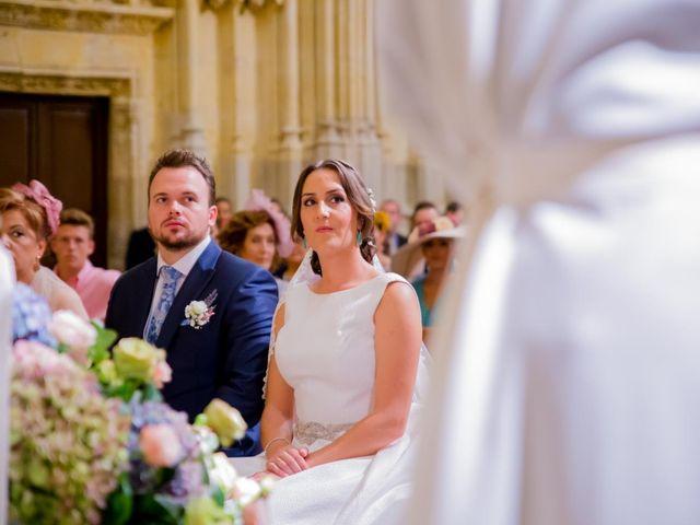 La boda de Antonio y Isabel en Ulea, Murcia 18