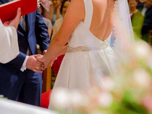 La boda de Antonio y Isabel en Ulea, Murcia 19