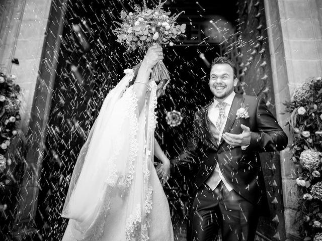 La boda de Antonio y Isabel en Ulea, Murcia 1