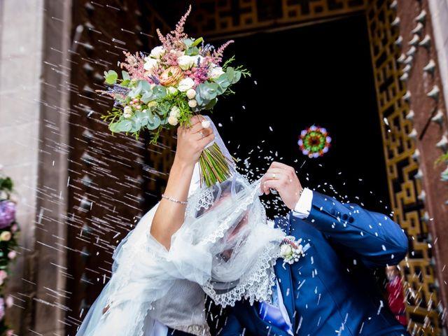 La boda de Antonio y Isabel en Ulea, Murcia 21