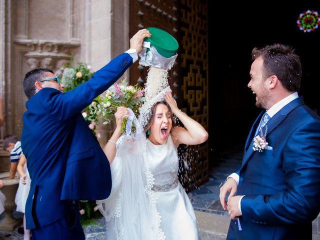 La boda de Antonio y Isabel en Ulea, Murcia 22