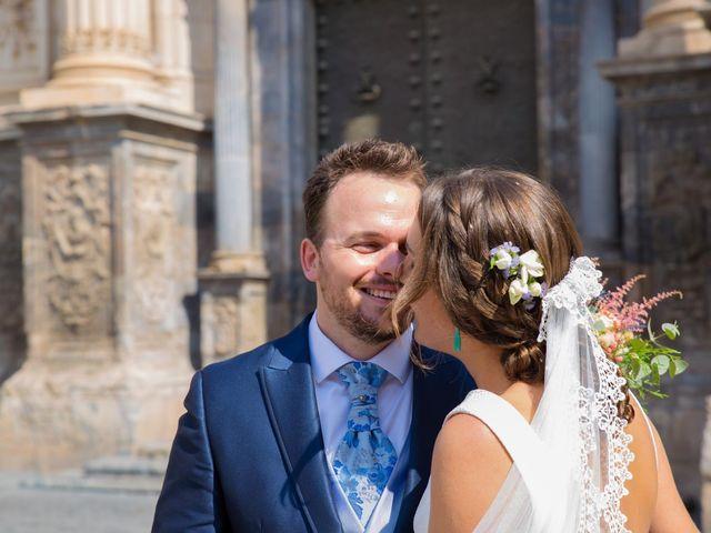 La boda de Antonio y Isabel en Ulea, Murcia 23