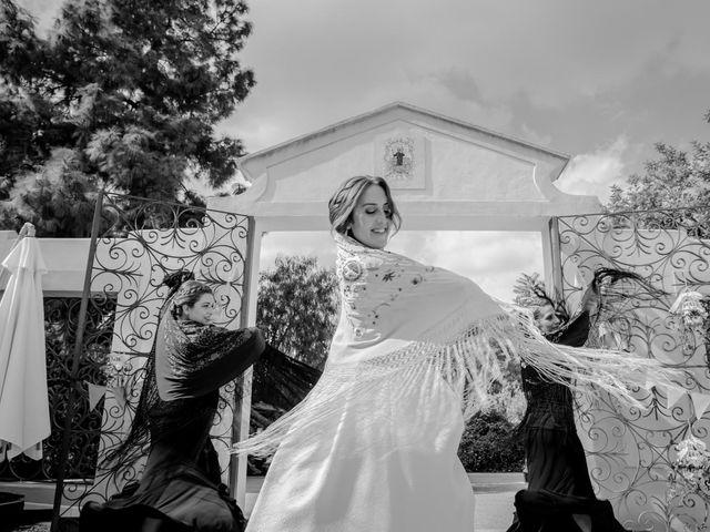 La boda de Antonio y Isabel en Ulea, Murcia 25