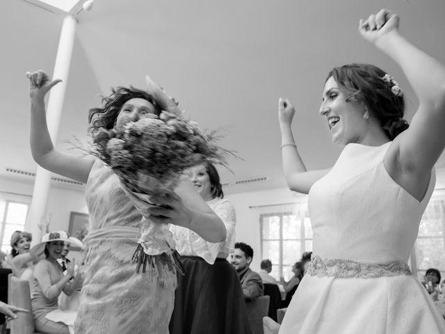 La boda de Antonio y Isabel en Ulea, Murcia 30