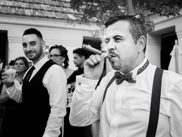 La boda de Antonio y Isabel en Ulea, Murcia 31