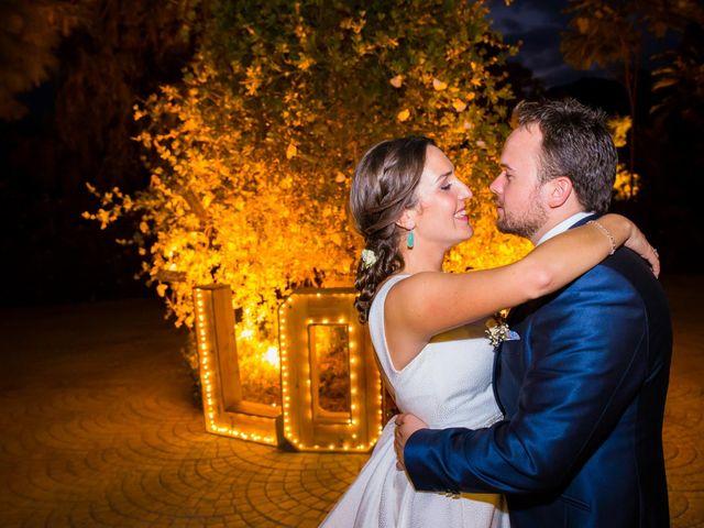 La boda de Antonio y Isabel en Ulea, Murcia 38