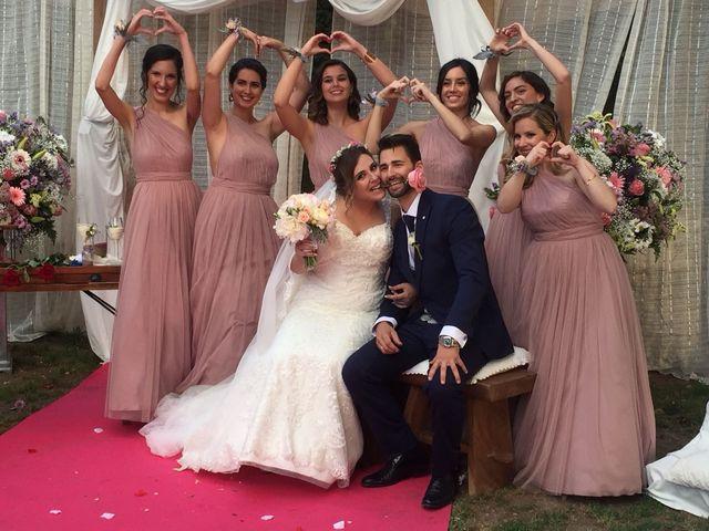 La boda de Guillermo y Soraya en Beniajan, Murcia 5