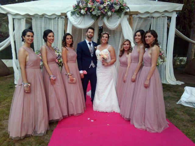 La boda de Guillermo y Soraya en Beniajan, Murcia 8